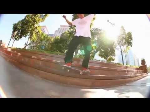 Kazuhiro Hiroki  l  Welcome to Skate Sauce JAPAN