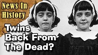 """Download Lagu Sisters Come Back From The Dead - """"Pollock Twins"""" - News In History Gratis mp3 pedia"""