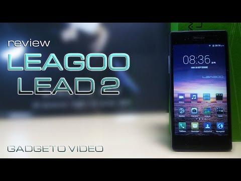 Leagoo Lead 2 [Review Español]