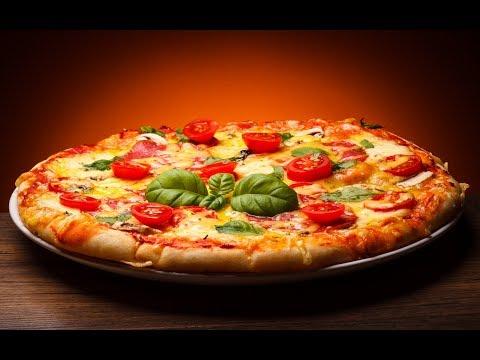 КАК ПРИГОТОВИТЬ ПИЦЦУ? | HOW TO MAKE A PIZZA? Italian Pizza