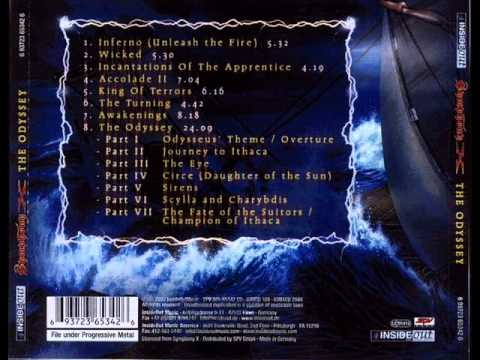 Symphony X - Incantations Of The Apprentice