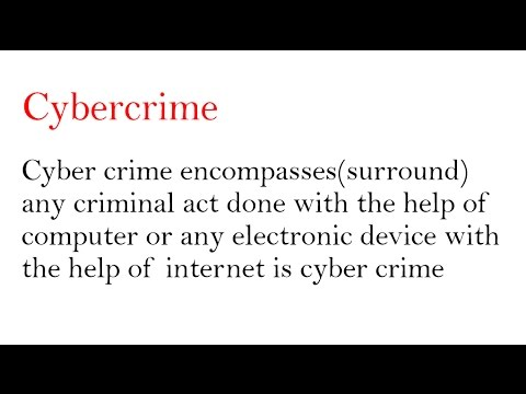 cybercrime in indonesia essay Cybercrime pays cybercrime is a combination of criminal acts in dealing with networks and computers and traditional criminal acts conducted through the internet.
