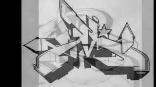 Wildstyle GRAFFITI LETTERS | CAUSETURK