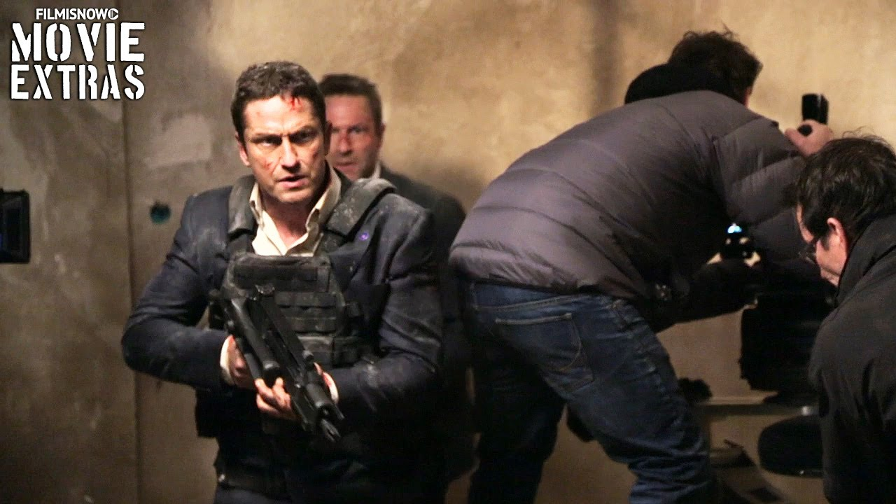 London Has Fallen (2016) Behind the Scenes - Part 2/2