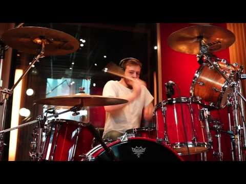 Deep Purple - Space Truckin' (Studio Drum Cover)