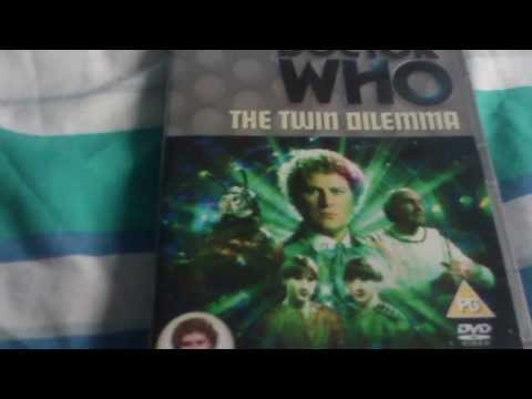 Doctor who the twin dilemma dvd review