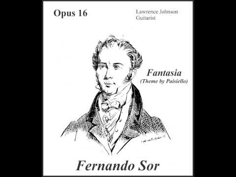 Fernando Sor - Variations In Tremolo From Op21