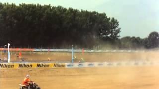 Ottobiano 2015: quad cross FMI partenza Gara 2 Sport