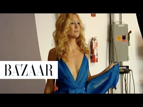 Kate Hudson - Harpers Bazaar Photo Shoot