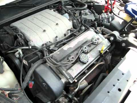 1996    CHEVY    MONTE CARLO    3      4L       ENGINE    TESTING  YouTube