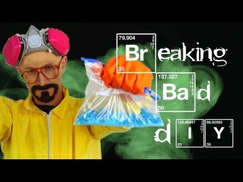 How-To Breaking Bad Costume - Walter White