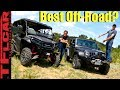 Wrangler vs Pioneer: What's Better Off-Road a Jeep or a Side-By-Side?