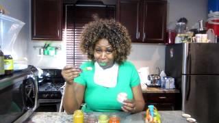 GloZell's Baby Food Challenge