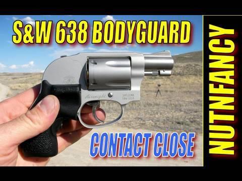 S&W 638 Bodyguard: