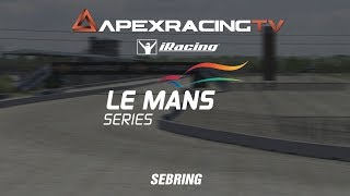 iRacing Le Mans Series (2018/S4) - Sebring International Raceway