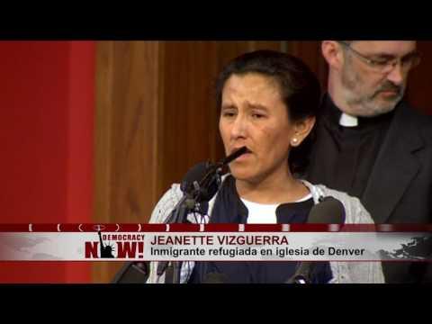 Colorado: Madre Indocumentada Se Refugia En Iglesia De Denver