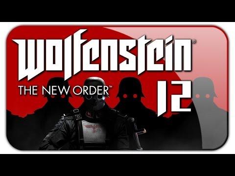 Wolfenstein: The New Order (#12) Walka na moście