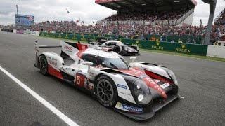 Toyota GAZOO Racing | 2016 Le Mans Review