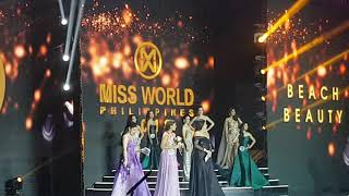 Miss World Philippines 2018 Fastrack Winners