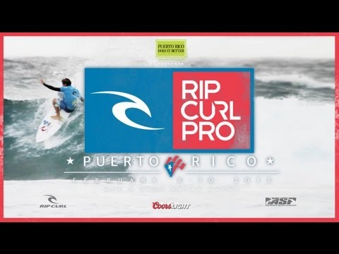 Rip Curl Pro Puerto Rico: Day #3 Highlights