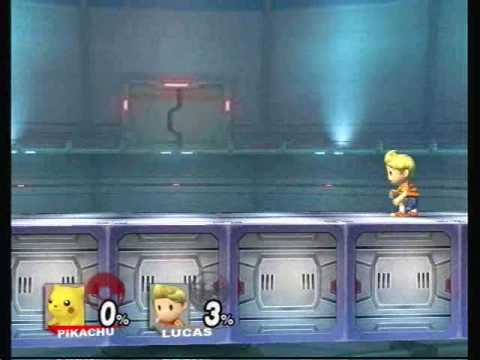 Fun With Cheat Codes in Super Smash Bros. Brawl