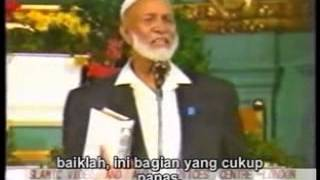 Stanly Sjorberg- Is Jessus God (Apakah Yesus Tuhan) - Teks Indonesia 3