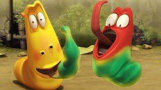 LARVA - SÚPER LÍQUIDO | 2018 Película Completa | Dibujos animados para niños | WildBrain  from WildBrain en Español