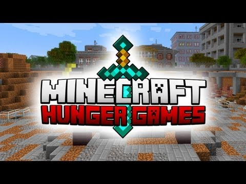 Minecraft Hunger Games Survival Diamond in The Sky
