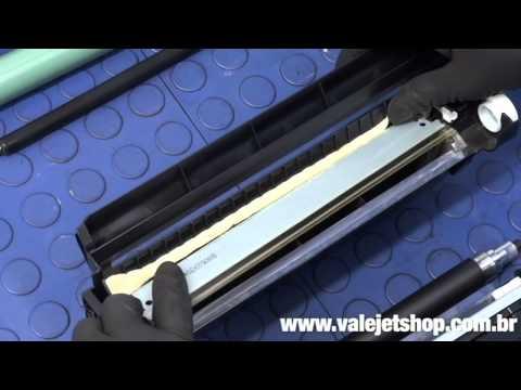 Vídeo Recarga Toner HP Q5942A | 42A | 4250 | 4350 - Vídeo Aula Valejet.com
