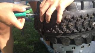 Upgrade power wheel tire: Get better traction! DIY
