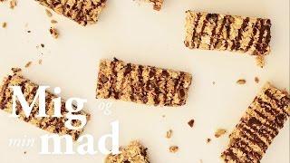 Hjemmelavet M Slibar Med Chokolade  Copenhagen Cakes