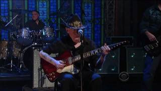 Johnny Winter - Dust My Broom (Live on Letterman).mp4