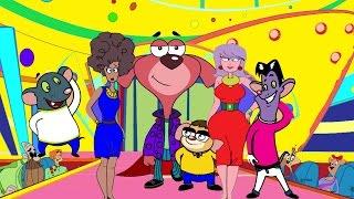 Rat-A-Tat | 'Fashion World' | Chotoonz Kids Funny Cartoon Videos Sunday Sundaes