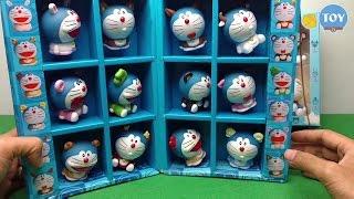 Đồ chơi Mèo máy Doremon đầu thú dễ thương 12 con giáp