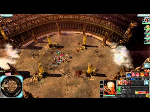 Dawn of War 2: Elite Mod — Arena of Judgement | How good are the Strike Squad in melee combat?
