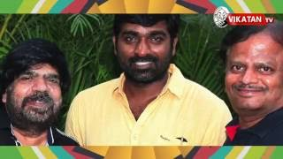 Vijay Sethupathi and T Rajendar in KV Anand's Next Project