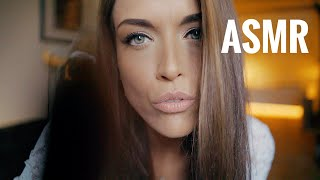 ASMR Gina Carla ❤️ German Personal Attention! 🇩🇪 Soft&Gentle