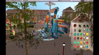 Let´s Play River-Rafting Top Spin Kirmes Simulation Check  #Folge 3