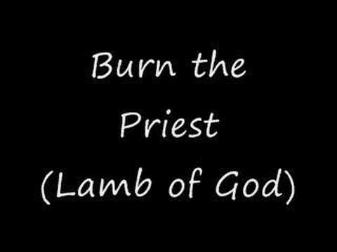 Burn The Priest - Departure Hymn