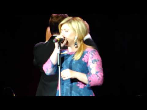 Kelly Clarkson & Boston Pops - I Never Loved A Man - 5/2/2013