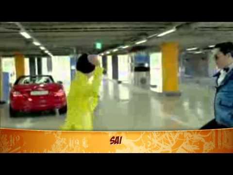 Open Gangnamstyle Song In Telugu video