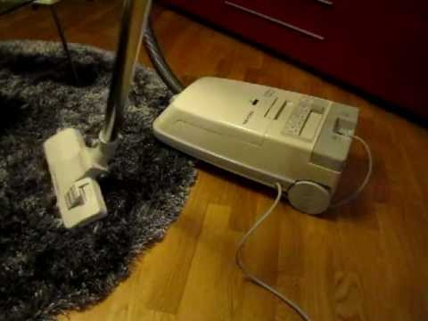 Siemens Super 711 Electronic Vacuum Cleaner 1991