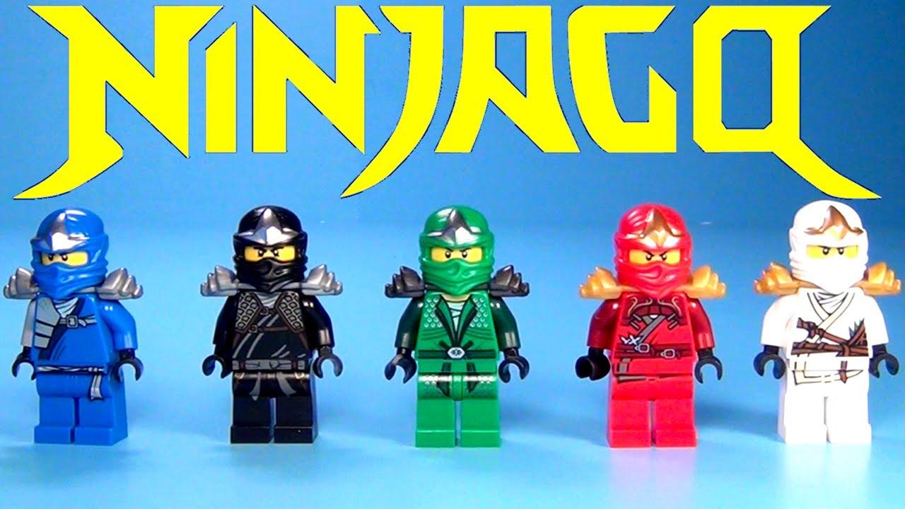 lego ninjago menschen