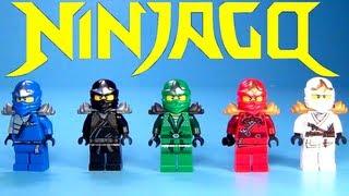 LEGO Ninjago ZX Zen Extreme Ninjas Collection