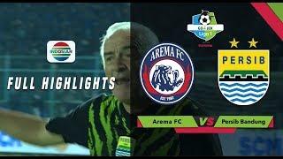 Arema Fc 2 Vs Persib Bandung 2  Full Highlight  Go Jek Liga 1 Bersama Bukalapak