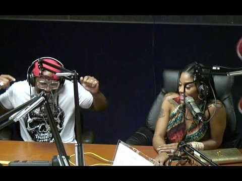 Stevie J & Joseline Talk About