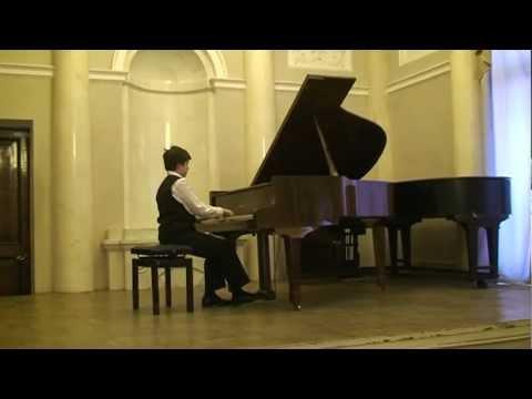 Григ Эдвард - Импровизация на норвежские народные мелодии, op.29