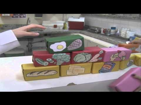 Educação alimentar nas escolas no combate a obesidade infantil- Jornal Futura - Canal Futura