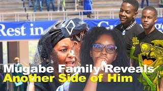 Mugabe Family Reveals Another Side of Him
