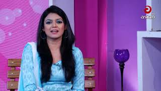 Rater Tara (রাতের তারা ) Subir Nandi & Nabila Interview | Asian TV Entertainment